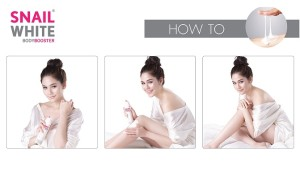 snail white body booster 4