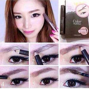 color-my-brow