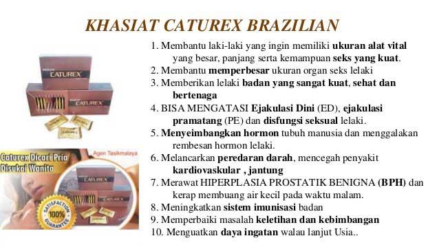 Khasiat caturex
