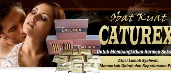 Obat kuat caturex